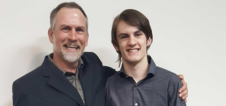 Todd and Isaac