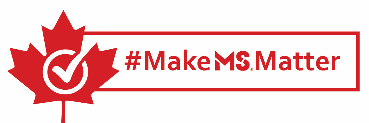 Thank you for helping us #MakeMSMatter!