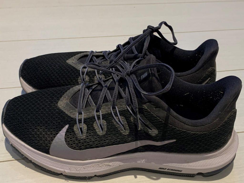 Photo of Lori Kemp's shoes