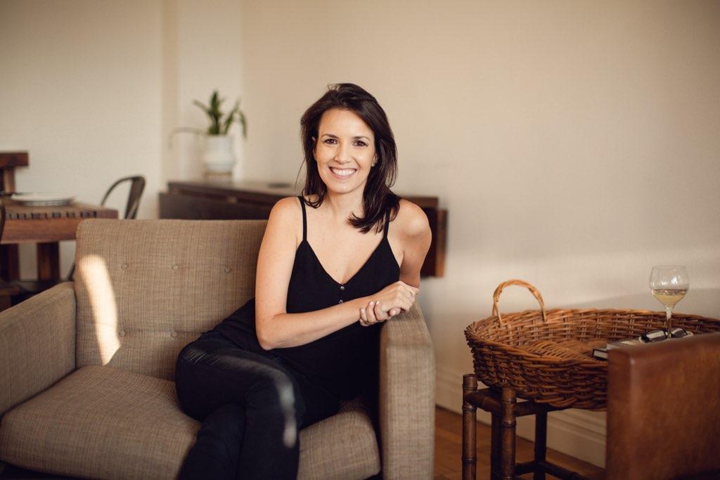Photo of Author Julie Stamm