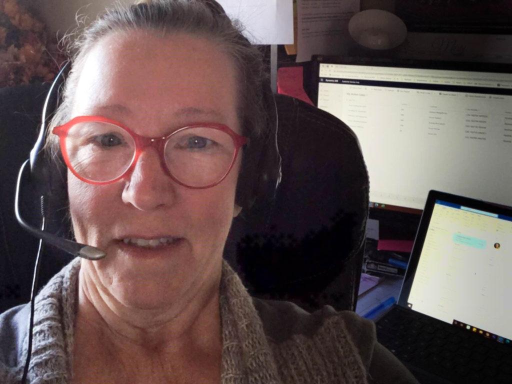 Patty - MS Navigators – pillars of support