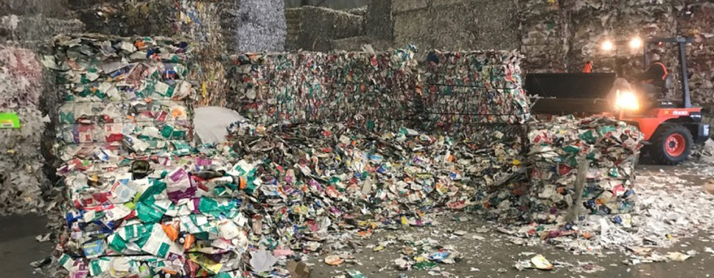 Sustana Fiber Featured in Carton Council on Mill in Lévis, Quebec Begins Recycling Cartons