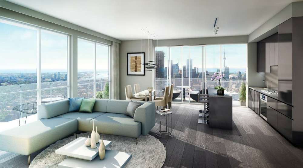 Stunning Condo Interior Design Ideas For 2018: YC Condos Release Stunning Penthouse Collection