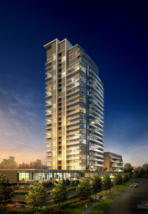 Dream Tower At Emerald City Condos Floor Plans Prices