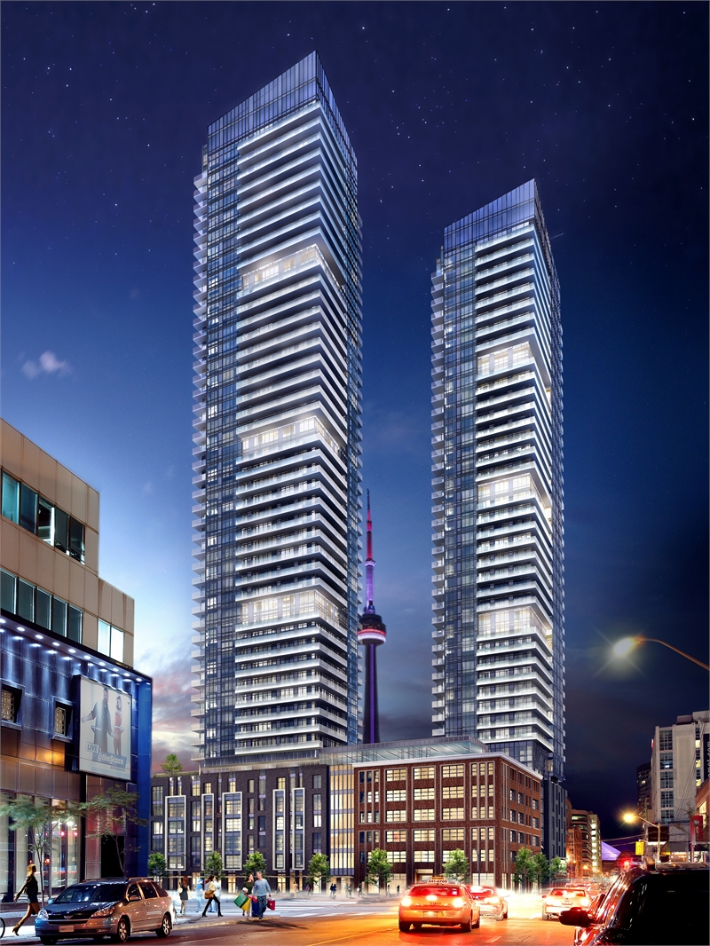 King Blue Condos 2 Floor Plans Prices Availability