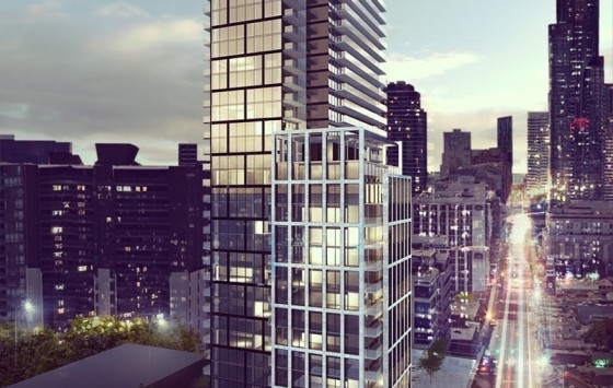 Clover on Yonge Condos Rendering