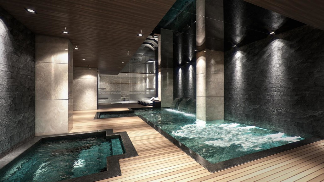 The Lakeshore Condos Spa