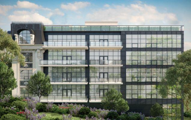 200 Russell Hill Condos Exterior