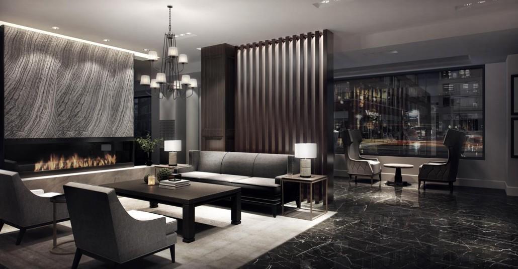 Caroline St. Private Residences Lounge
