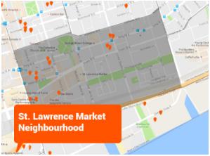 st lawrence market - talkcondo