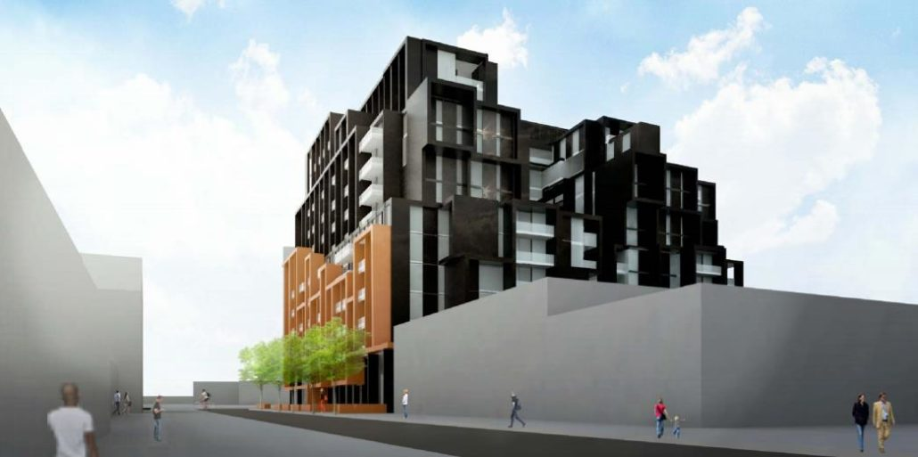 18 Eastern Avenue Condos Exterior
