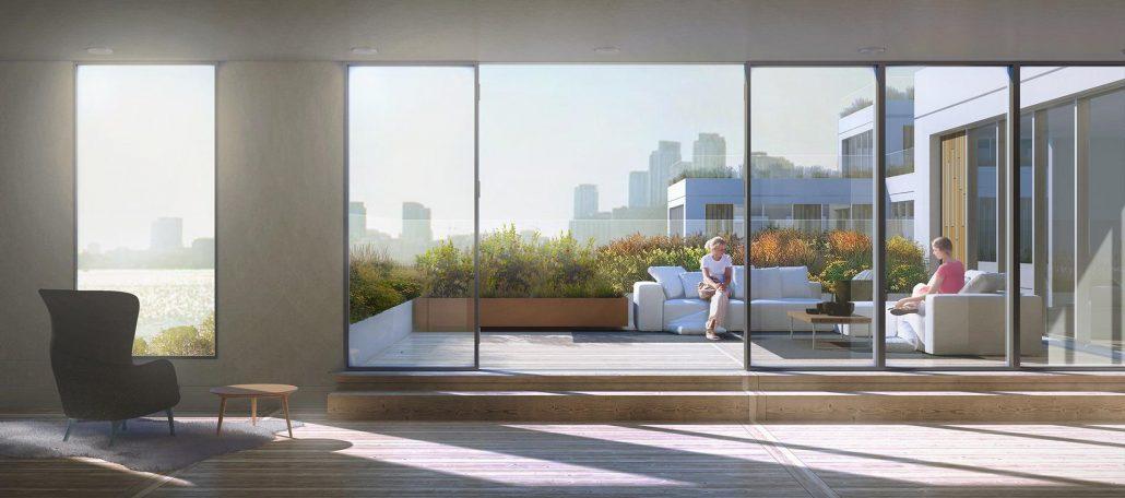 Aquabella Condos Terrace