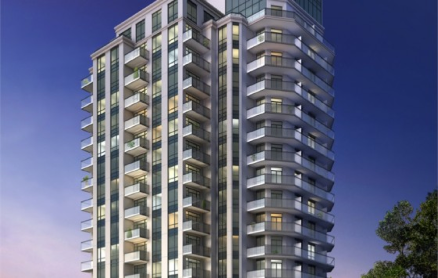 The Lexington Condominium Residences by the Park toronto condo