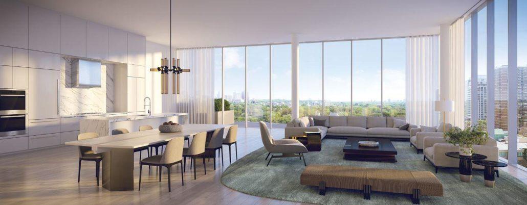 346 Davenport Suite Interior