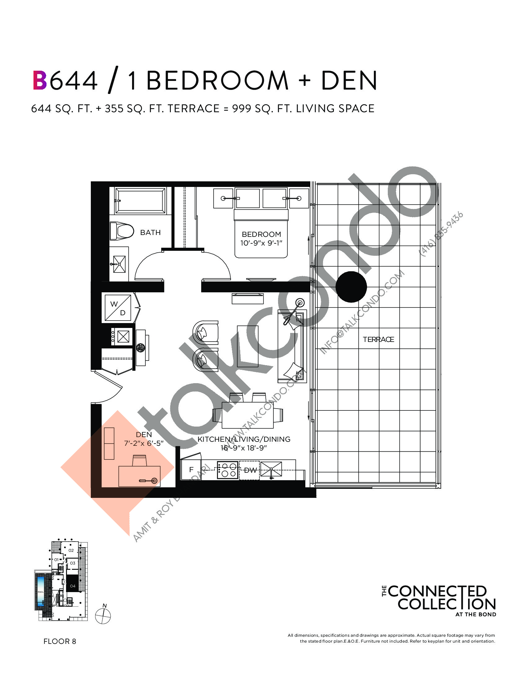 The Bond Condos Floor Plans Prices Availability