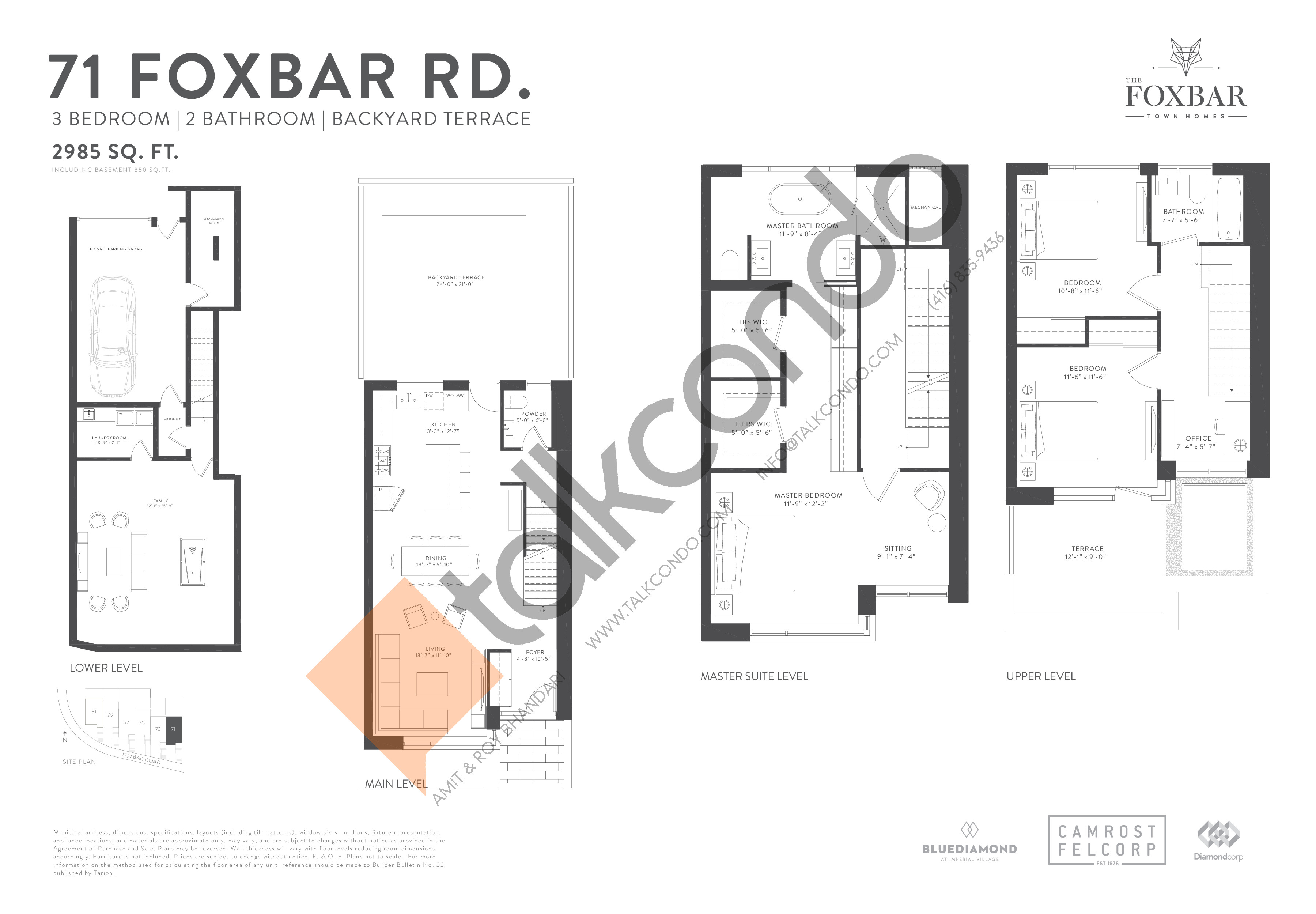 The Foxbar Collection At Blue Diamond