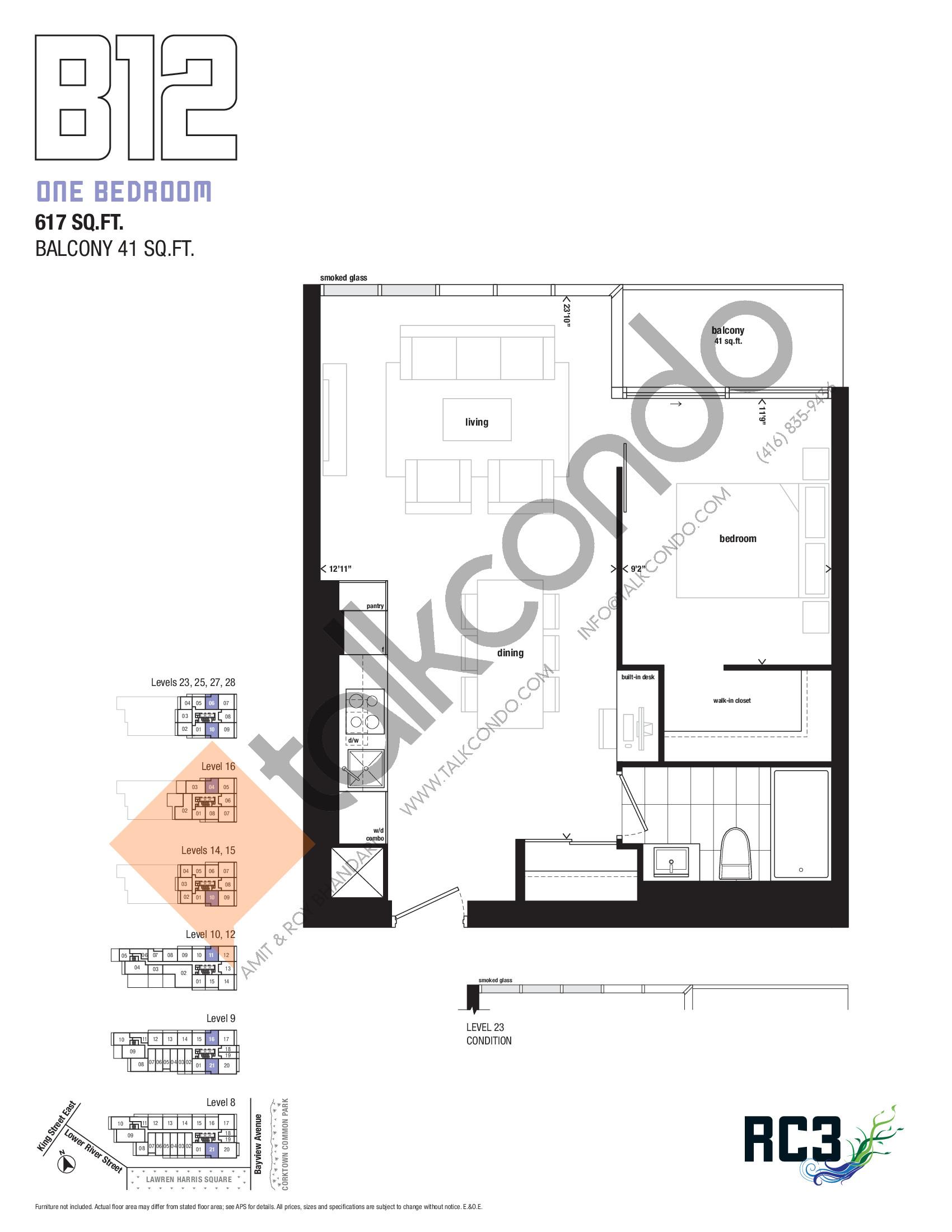 River City Phase 1 Floor Plans River City Phase 3 Rc3 Condos Talkcondo
