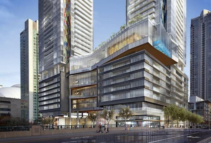 Block 22 at Concord CityPlace Rendering
