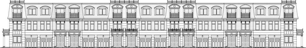 Manors of Mineola Rendering
