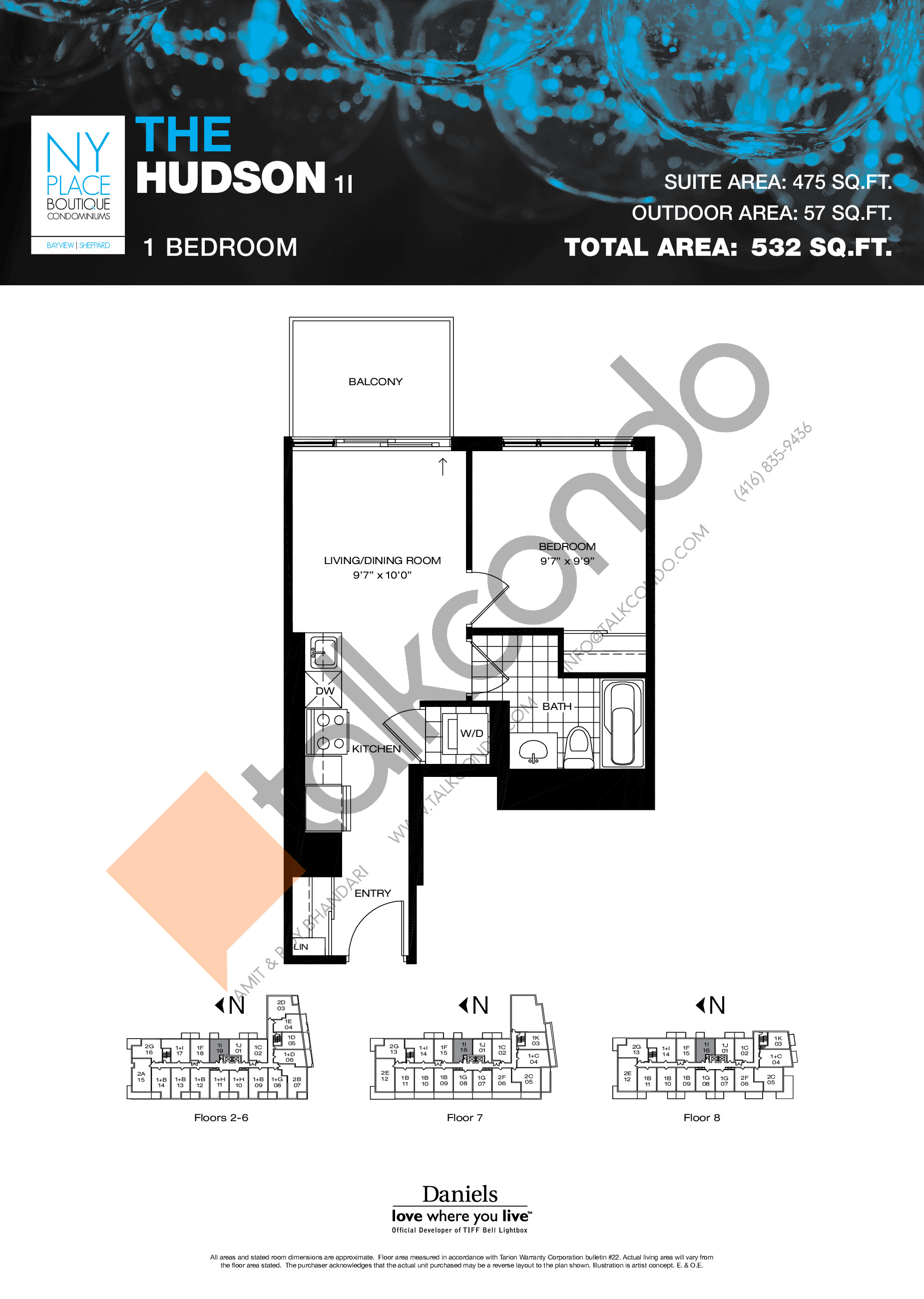 Ny Place Towers Floor Plans Prices Availability