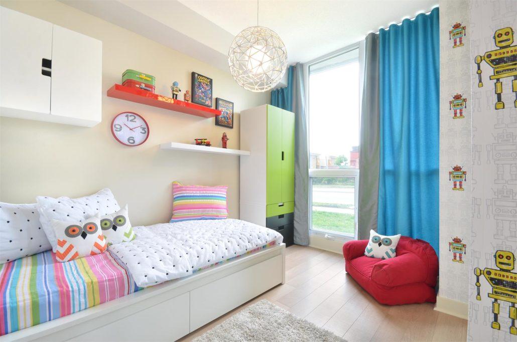 Pinnacle Grand Park 2 Model Suite Bedroom