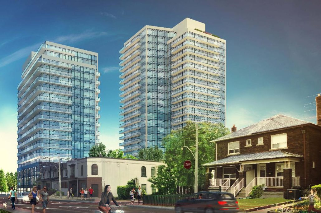 386-394 Symington Avenue Rendering
