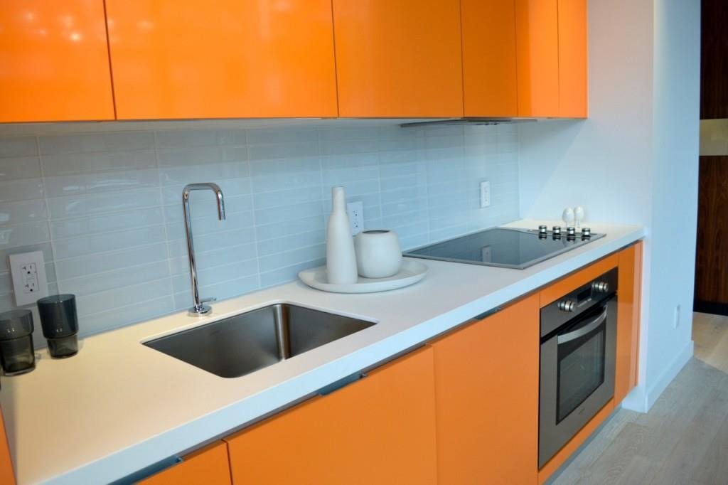 Sixty Colborne Condos Kitchen