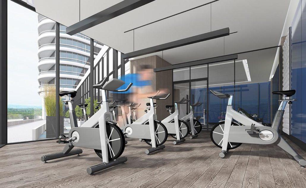 Via Bloor Condos 2 Fitness Centre