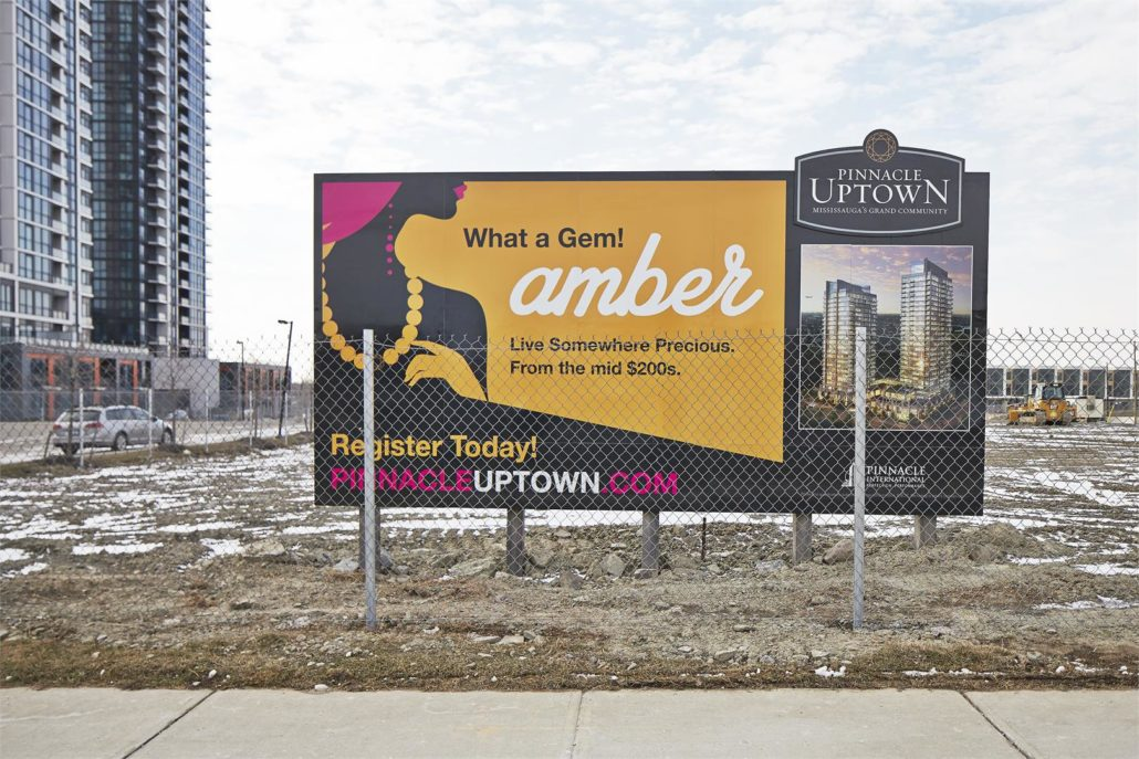 Amber Condos Sales Office