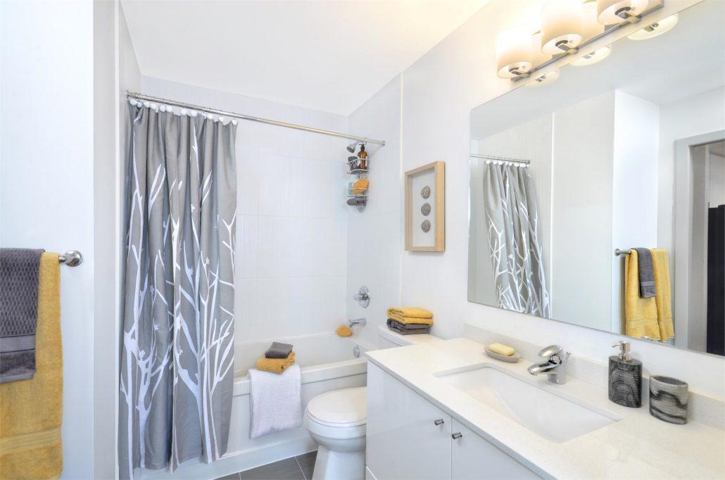 Pinnacle Grand Park 2 Bathroom