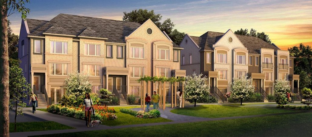 Daniels FirstHome™ Beckenrose Rendering