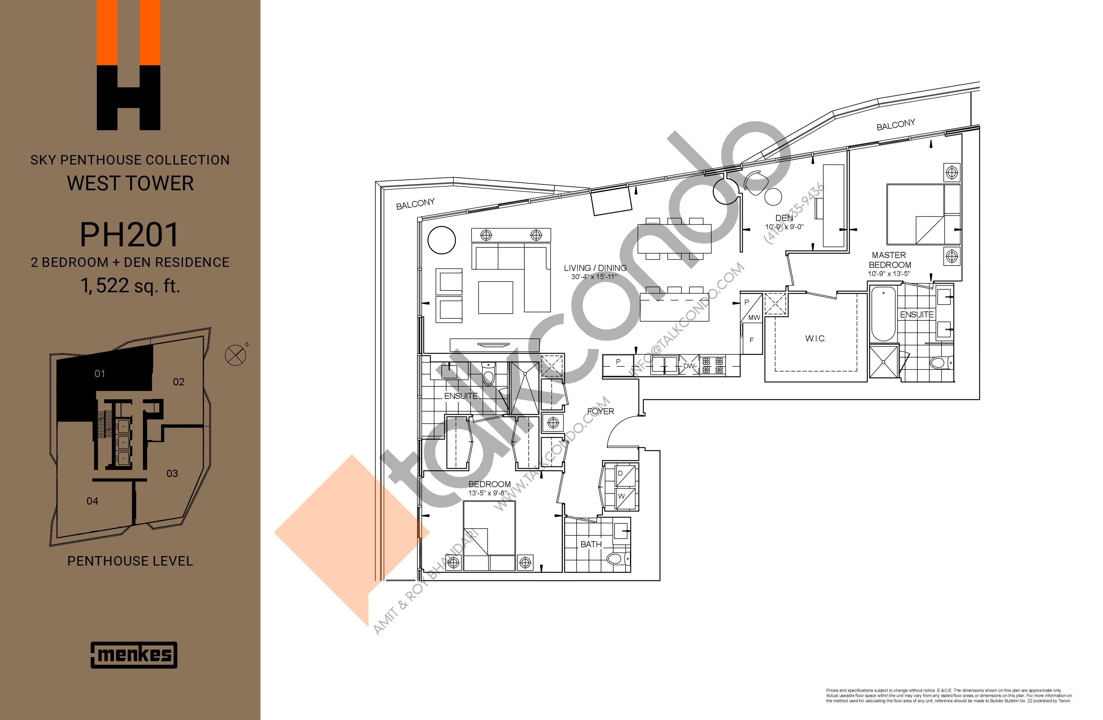 Harbour Plaza Residences Floor Plans Prices