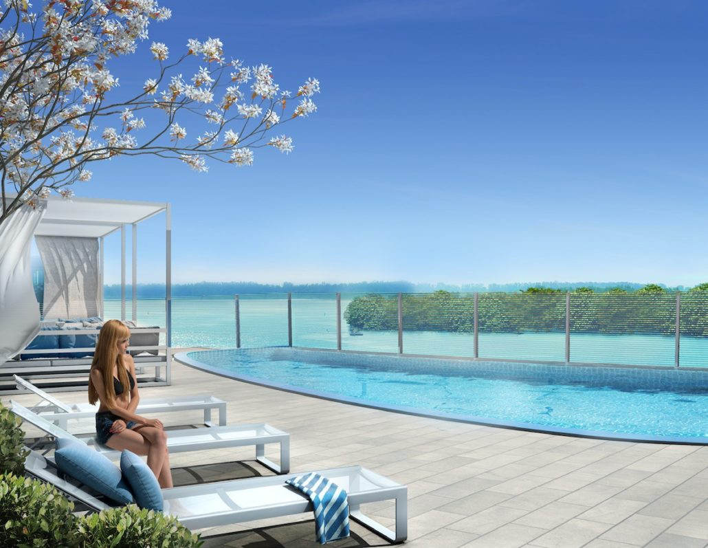 Lakeside Residences Pool