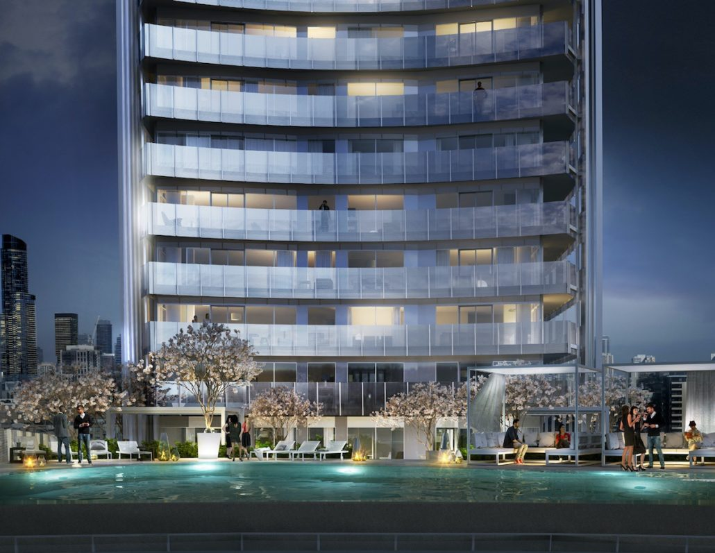 Lakeside Residences Rendering