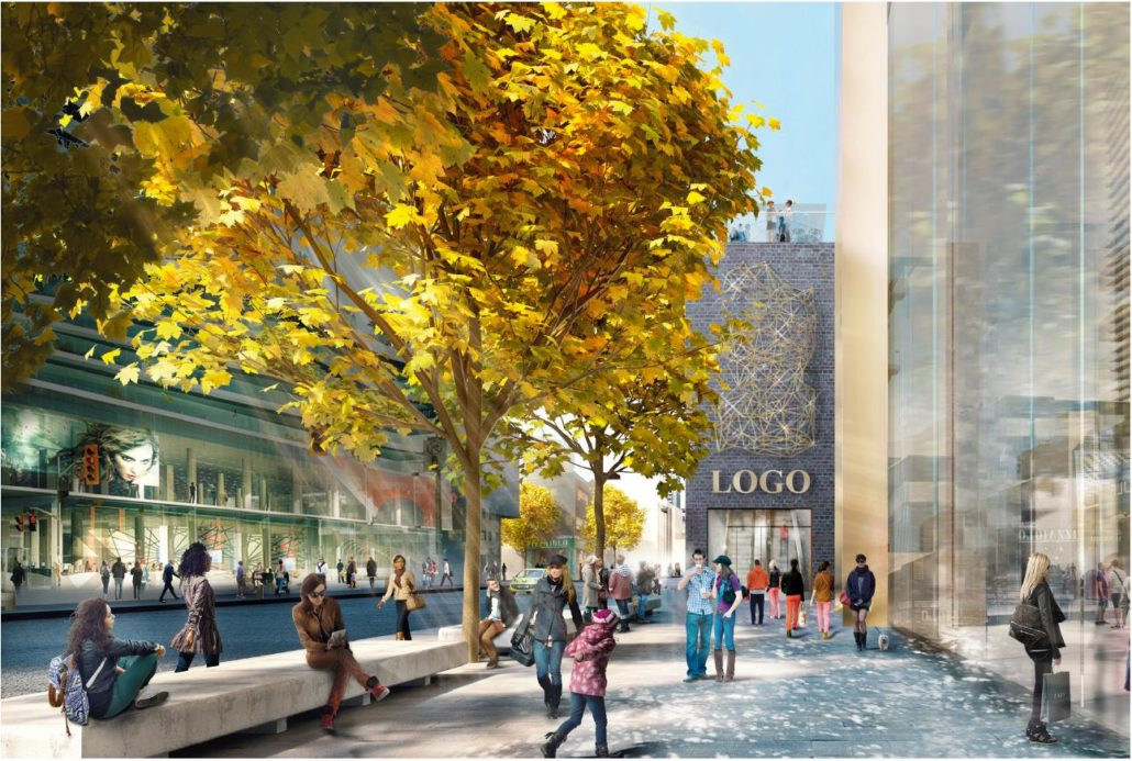 The One Condos Rendering