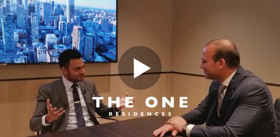 Roy Bhandari Interviewing Eric Kuzuian for The One Condos