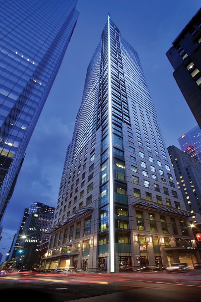 The St. Regis Toronto Exterior