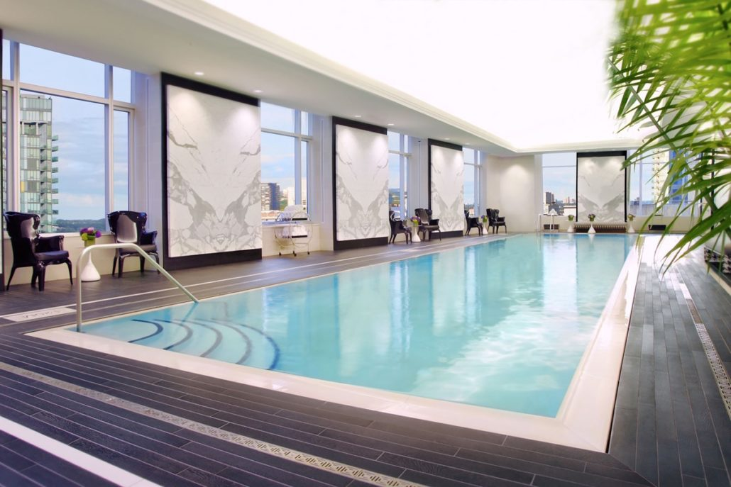 The St. Regis Toronto Pool
