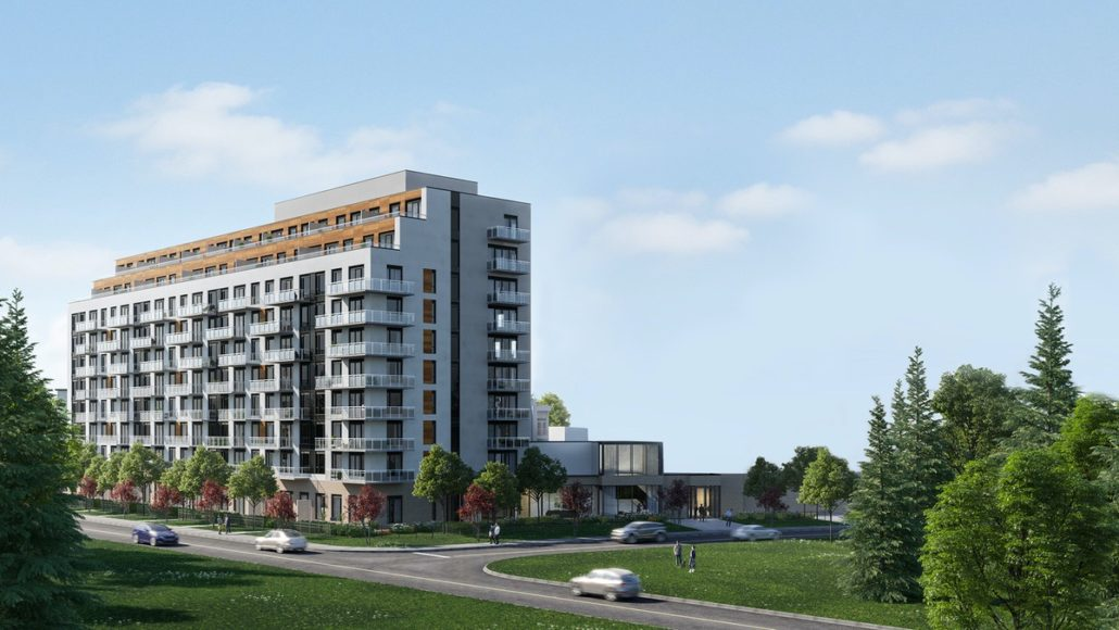 Elgin East Rendering