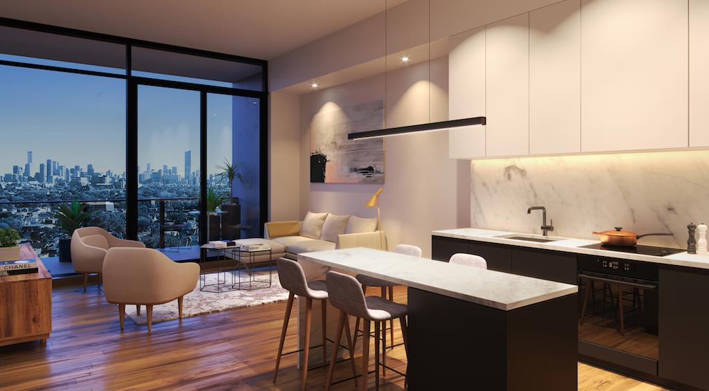 1181 Queen West Condos Suite Interior