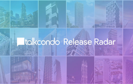 TalkCondo Release Radar Header