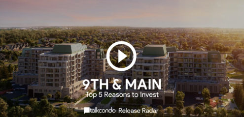 9th and main condos play video