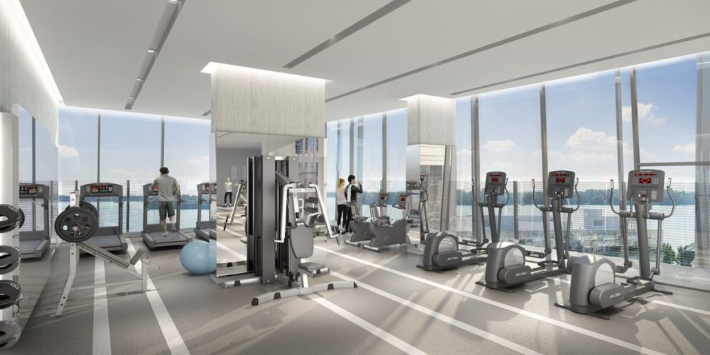 Lakeside Residences Gym