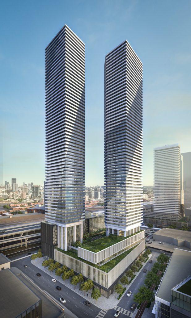 Sugar Wharf Condos East Tower Floor Plans Prices