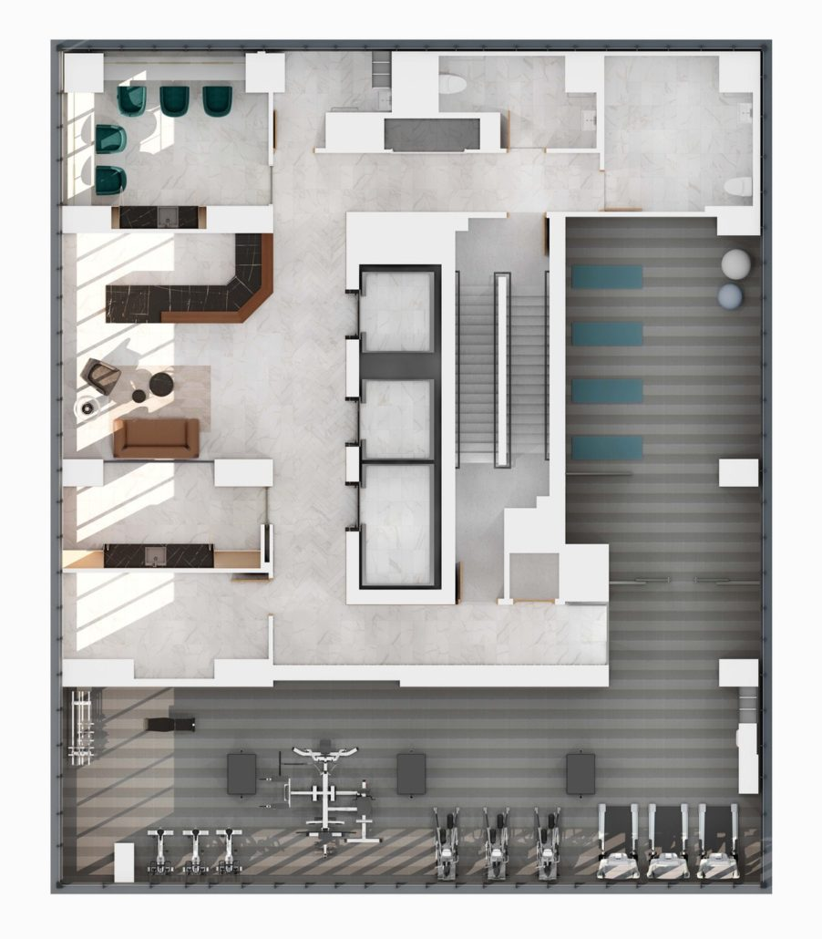 Empire Maverick Condos Floorplan