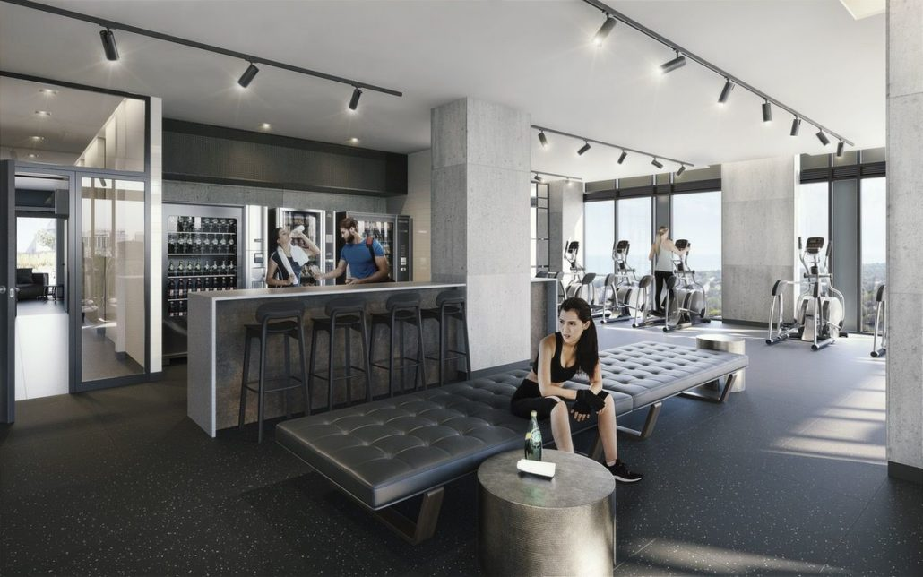 Empire Phoenix Condos Gym