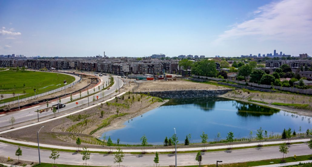Saturday in Downsview Park Condos Eastview