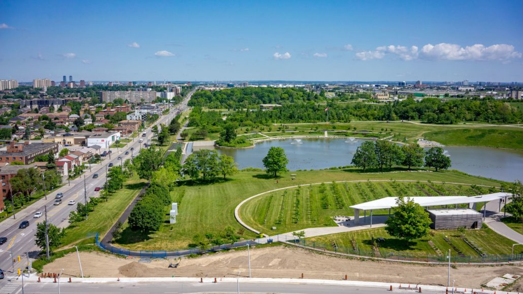 Saturday in Downsview Park Condos Northview