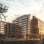 Stockyards District Residences Rendering