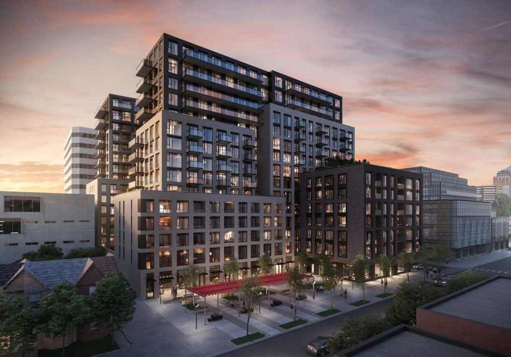 543 Richmond Condos Rendering